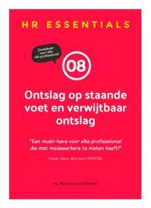 hr-essentials-ontslag-op-staande-voet-en-verwijtbaar-ontslag